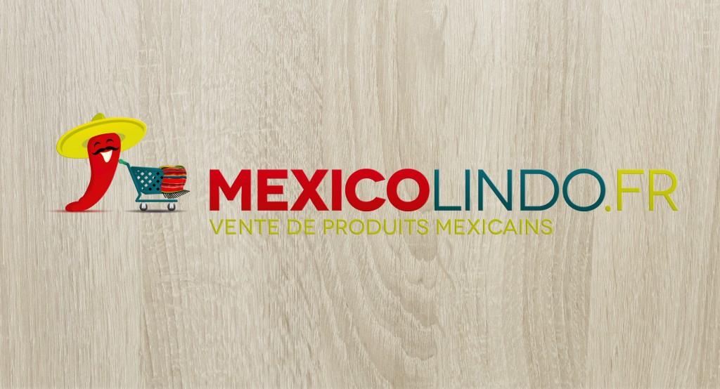 Création logo mexicolindo