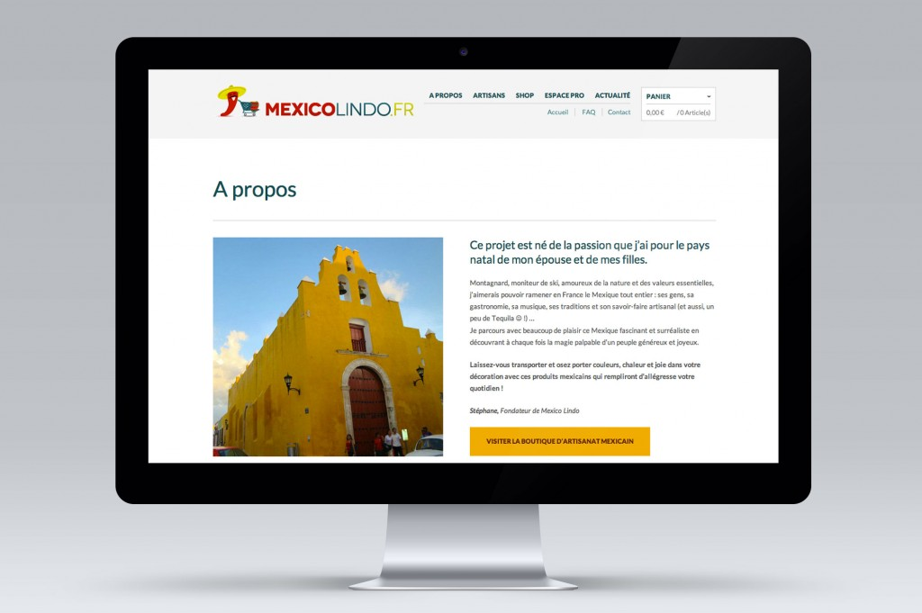site web mexique
