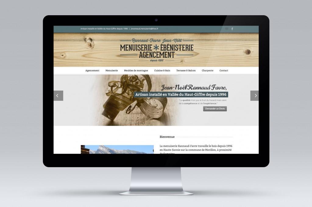 création site web agencement